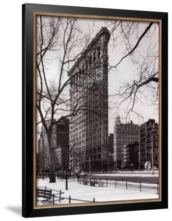Flatiron Building by Christopher Bliss