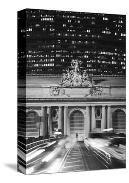 Grand Central Station at Night by Christopher Bliss