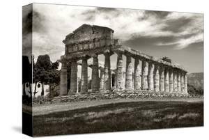 Greek Temple by Christopher Bliss
