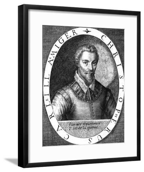 Christopher Carleill--Framed Giclee Print