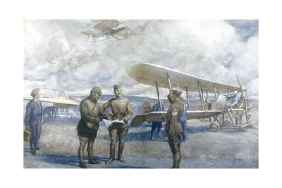 Royal Flying Corps Made