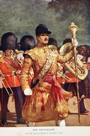 The Drum-Major by Christopher Clark