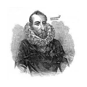 Christopher Columbus, Italian Explorer and Trader