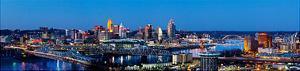 Cincinnati, Ohio by Christopher Gjevre