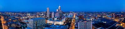 Indianapolis, Indiana by Christopher Gjevre