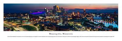 Minneapolis, MN #9 (Twilight) by Christopher Gjevre