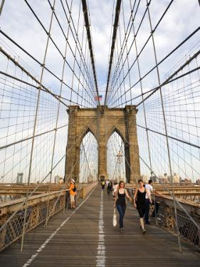 Brooklyn Bridge by Christopher Groenhout