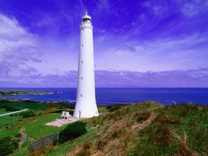 Cape Wickham Lighthouse by Christopher Groenhout