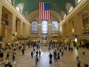 Grand Central Terminal by Christopher Groenhout
