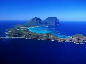 Lord Howe Island, New South Wales, Australia by Christopher Groenhout
