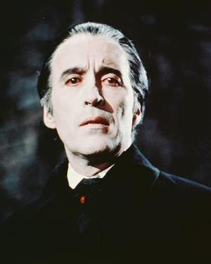 Christopher Lee - Dracula Has Risen from the Grave