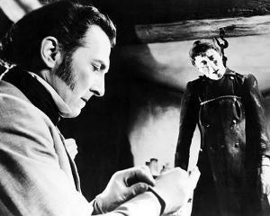 Christopher Lee, The Curse of Frankenstein (1957)