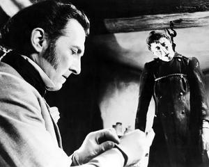 Christopher Lee, The Curse of Frankenstein (1957)