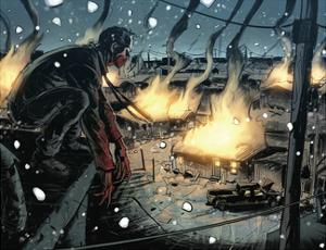 30 Days of Night: Volume 2 - Full-Page Art by Christopher Mitten