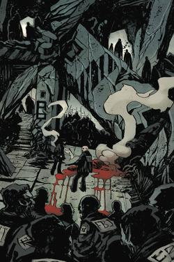 30 Days of Night: Volume 3 Run, Alice, Run - Full-Page Art by Christopher Mitten