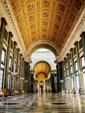 Hall of Lost Steps, Capitolio Nacional, Havana, Cuba by Christopher P Baker