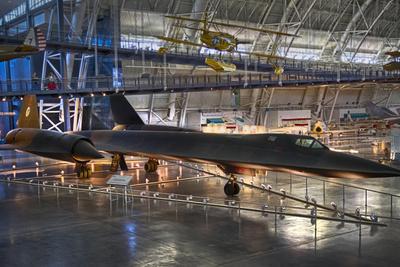 Lockheed SR-71 Blackbird, Chantilly, Virginia, USA