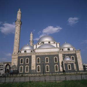 Khalid Ibn Al-Walid Mosque, Built in 1908, Homs, Syria, Middle East by Christopher Rennie