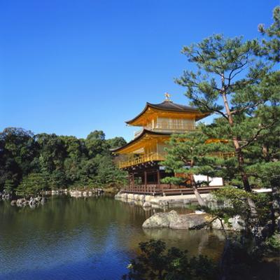 Kinkakuji Temple, Kansai, Kyoto, Japan by Christopher Rennie