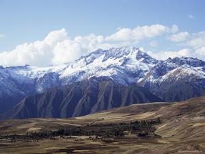 Sacred Valley of the Inca, Urubamba, Peru, South America by Christopher Rennie