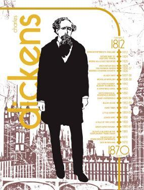 Charles Dickens by Christopher Rice