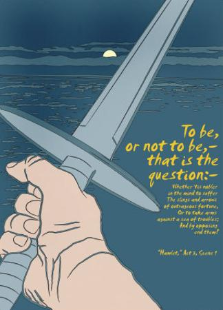 Hamlet: To Be or Not To Be by Christopher Rice