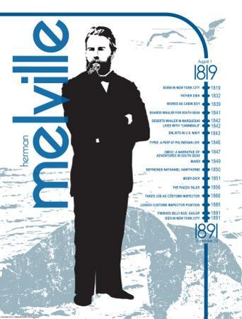 Herman Melville by Christopher Rice