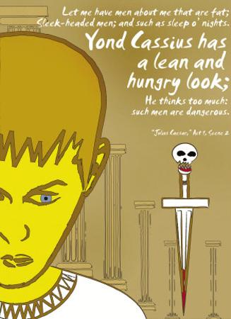 Julius Caesar: Lean and Hungry