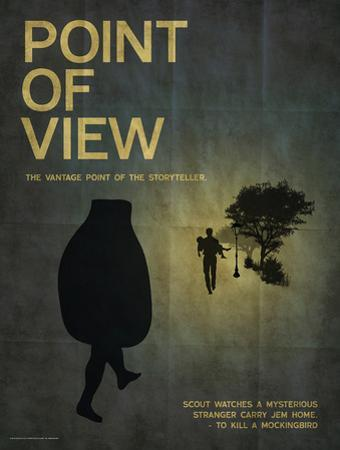 Point of View (To Kill a Mockingbird) - Element of a Novel