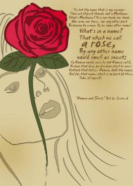 Romeo and Juliet: A Rose by Christopher Rice