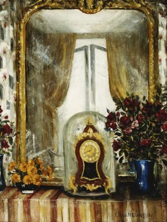 Mantelpiece, France by Christopher Richard Wynne Nevinson