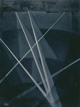 Searchlights, 1915-16 (oil on canvas) by Christopher Richard Wynne Nevinson
