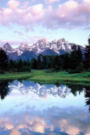 Grand Teton by Christopher Talbot Frank
