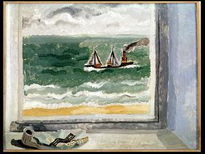 From a Cornish Window, 1928 by Christopher Wood