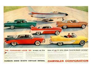 Chrysler 1956 Forward Look
