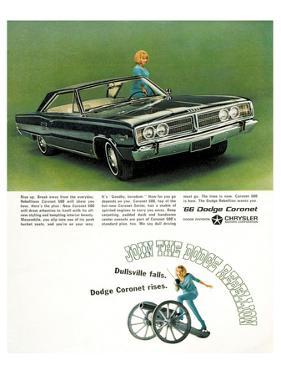 Chrysler 1966 Dodge Coronet