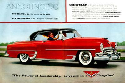 Chrysler Announcing New Beauty