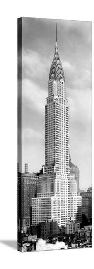 Chrysler Building, NYC--Stretched Canvas Print