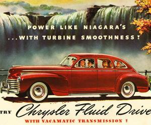 Chrysler Fluid Drive - Niagara