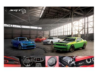Chrysler - Hellcats SRT