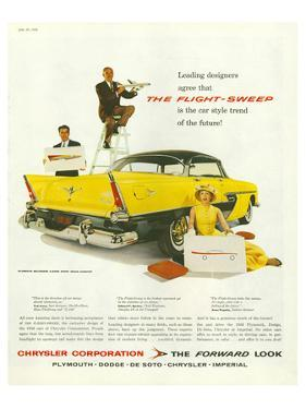 Chrysler - the Flight-Sweep