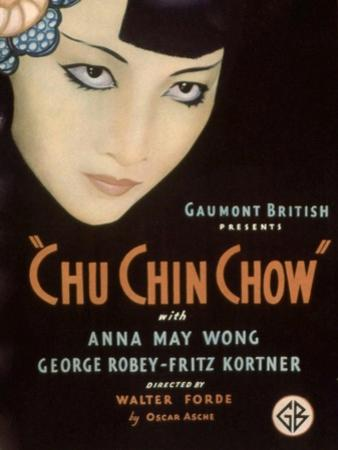 Chu-Chin-Chow, Anna May Wong, 1934