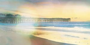 California Cool - Jetty by Chuck Brody
