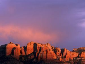 Cathedral Rocks in Sedona, Arizona, USA by Chuck Haney