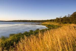 Des Lacs National Wildlife Refuge Near Kenmare, North Dakota, USA by Chuck Haney