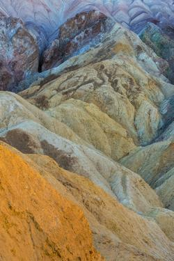 Golden Canyon in Death Valley National Park, California, USA by Chuck Haney