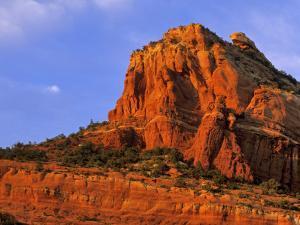 Red Rocks at Sterling Canyon in Sedona, Arizona, USA by Chuck Haney