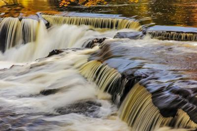The Middle Branch of the Ontonagon River at Bond Falls Scenic Site, Michigan USA by Chuck Haney