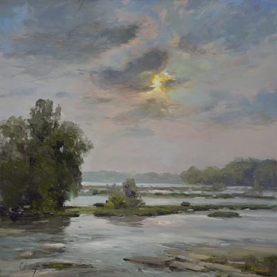 James River from Belle Isle II