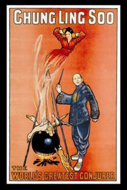 Chung Ling Soo, The World's Greatest Conjurer